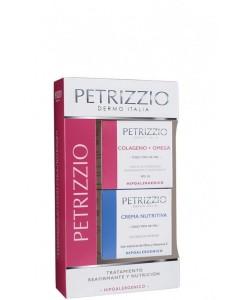 Crema Pack colageno + nutritiva Petrizzio