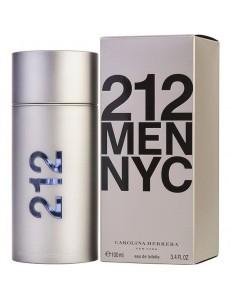 212 NYC EDT 100ML - CAROLINA HERRERA