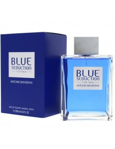 BLUE SEDUCTION EDT 200ML - ANTONIO BANDERAS
