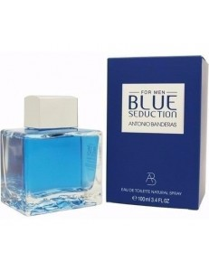 BLUE SEDUCTION EDT 100ML - ANTONIO BANDERAS