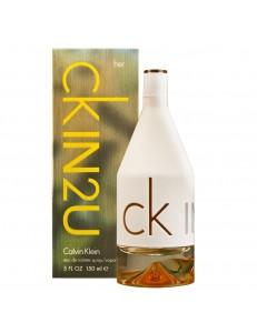 CK IN2U EDT 150ML - CALVIN KLEIN