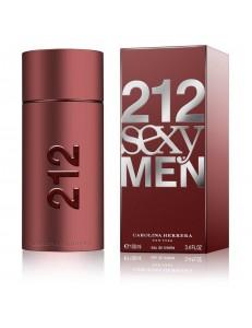 212 SEXY EDT 100ML - CAROLINA HERRERA