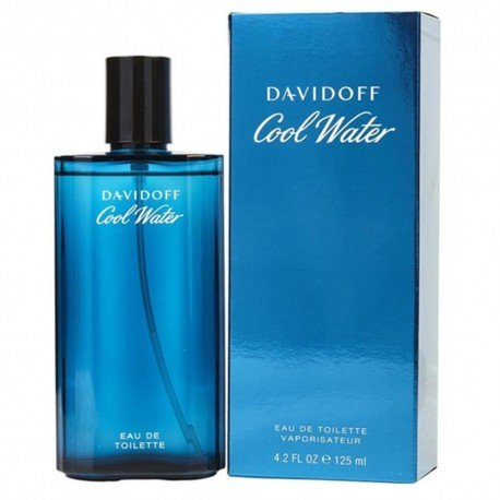 COOL WATER EDT 125ML - DAVIDOFF
