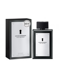 THE SECRET EDT 200ML - ANTONIO BANDERAS