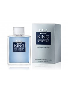 KING OF SEDUCTION EDT 200ML - ANTONIO BANDERAS