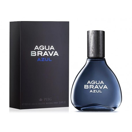 AGUA BRAVA AZUL COLOGNE 100ML - PUIG