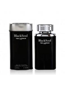 BLACKSOUL EDT 100ML - TED LAPIDUS