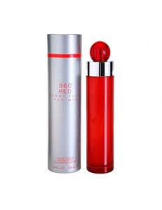 360° RED EDT 200ML - PERRY ELLIS