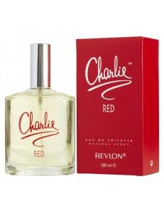 CHARLIE RED EDT 100ML - REVLON