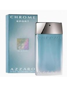 CHROME SPORT EDT 100ML - AZZARO