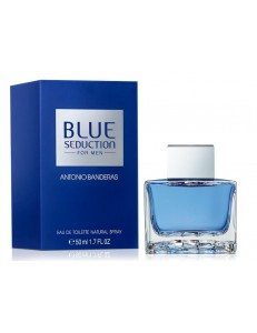 BLUE SEDUCTION EDT 50ML - ANTONIO BANDERAS