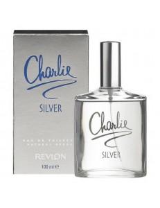 CHARLIE SILVER EDT 100ML - REVLON