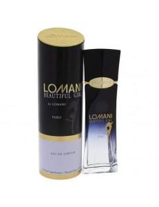 LOMANI BEATIFUL GIRL EDT 100ML - LOMANI
