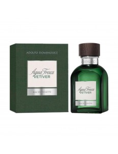 AGUA FRESCA VETIVER EDT 100ML - ADOLFO DOMINGUEZ