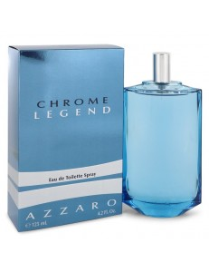AZZARO CHROME LEGEND EDT 125ML - AZZARO