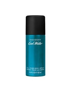 DEO COOL WATER Davidoff 152 ml