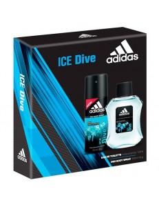 ICE DIVE EDT 100ML + DEO SPRAY