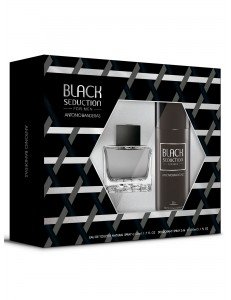 BLACK SEDUCTION 50ML+DEO SPRAY