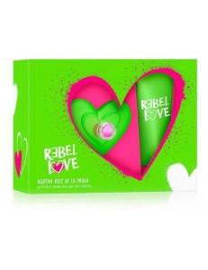REBEL LOVE EDT 80ML + BODY LOTION