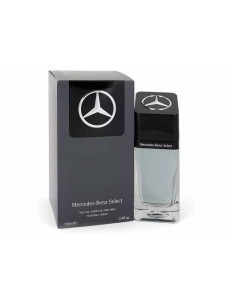 MERCEDES BENZ SELECT EDT 100ML - MERCEDES BENZ