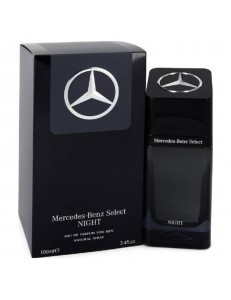MERCEDES BENZ SELECT NIGTH EDT 100ML - MERCEDES BENZ