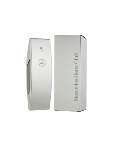 MERCEDES BENZ CLUB EDT 100ML - MERCEDES BENZ
