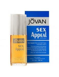JOVAN SEX APPEAL EDT 88ML - JOVAN