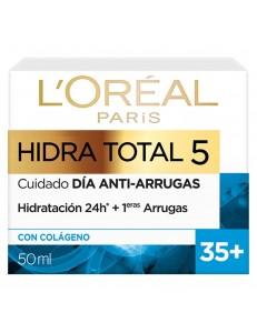 LOREAL HIDRA-TOTAL5 EXP. ARRUGAS CR 35+