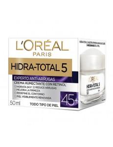 CREMA HIDRA TOTAL5  ANTI-ARRUGAS  45+ - LOREAL