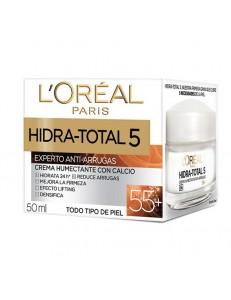 CREMA HIDRA TOTAL5  ANTI-ARRUGAS  55+ - LOREAL