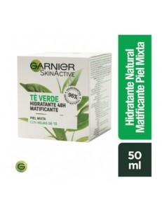 Crema 48 horas Té verde Matificante Garnier 50ml