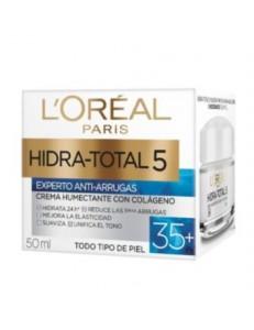 Crema hidra total 5 Antiarrugas 35+ Loreal 50ml