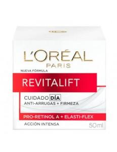 Crema Revitalift Antiarrugas Cuidado Día Loreal 50ml