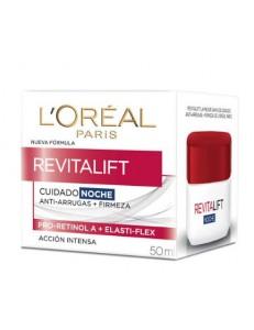 Crema Revitalift Antiarrugas Cuidado Noche Loreal 50ml