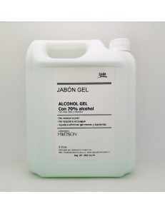 SPLIT ALCOHOL GEL 5 Litros