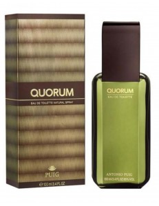 QUORUM EDT  100 ML - PUIG