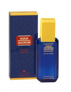 AQUA QUORUM EDT 100ML - PUIG