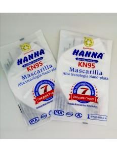 Mascarilla Kn95 Unid.