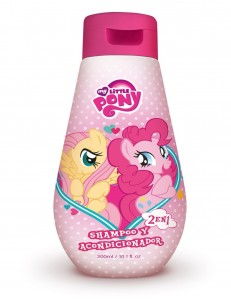 My Little Pony Sh. Y acond. 300ml.