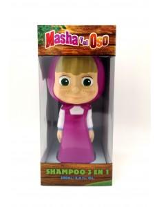 MACHA Y el OSO shampoo 3 en 1