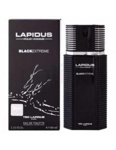 BLACK EXTREME EDT 100ML - TED LAPIDUS