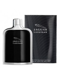 JAGUAR BLACK CLASSIC EDT 100ML - JAGUAR