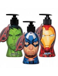 Jabon Avengers 300ml.