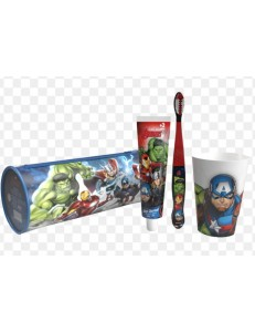 AVENGERS Set Cepillo+Gel Dental